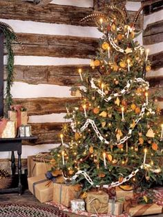25 Ways to decorate your Christmas tree ~A Colonial Christmas~ Page 24