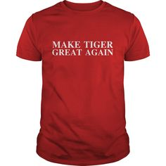 [New tshirt name ideas] make tiger great again  Top Shirt design  make tiger great again  Tshirt Guys Lady Hodie  SHARE and Get Discount Today Order now before we SELL OUT  Camping 2016 special hoodies tshirts tiger great again