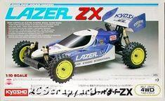 Kyosho Lazer-ZX