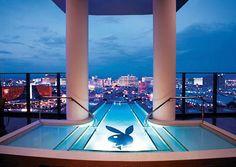 Hugh Hefner Sky Villa, Las Vegas