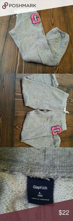 Gap girls sweatpants Pre-loved girls sweatpants GAP Bottoms Sweatpants & Joggers