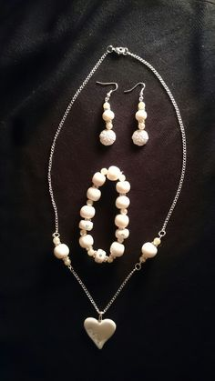 Eingesetzte Produkte: MiraJolie von GONIS. Pearl Necklace, Pearls, Jewelry, Fashion, Products, String Of Pearls, Moda, Jewlery, Jewerly