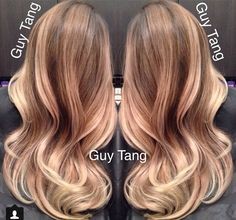 #hair #hairstyle #beauty #guytang