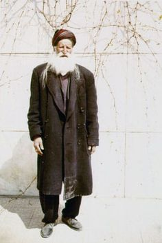 Dervish Baba, one of Hadj Nemat's dervishes. Nematollah Mokri Jeyhounabadi (1871-1920), who would later become known as Hadj Nematollah or Hadj Nemat, was a Kurdish mystic who is perceived as one of the most prominent figures of the Ahl-e Haqq order. In addition to the many wonders attributed to him, the sweeping reforms that he introduced within the Ahl-e Haqq community are among his achievements. #Islam #Sufism #Spirituality #Mysticism #God #Religion #Allah #dervish