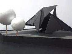 Resultado de imagen para maquetas abstracta arquitectura