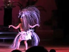 Tahitian fa'arapu hipwork, with costuming to accent movement