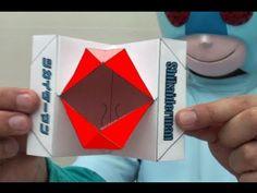 Origami Lips tutorial with Plan(クチパク 折り紙)Губы (+playlist)