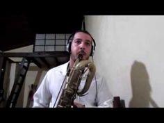 Tico Tico no Fuba - Zequinha de Abreu - Sax Barítono por Andrews Oblak - YouTube