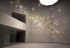 Heathfield & Co Launch Bespoke Light Installations  Chris Fox on GLass, Metal and Ceramics