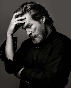 Jeff Bridges. Photo by Marco Grob