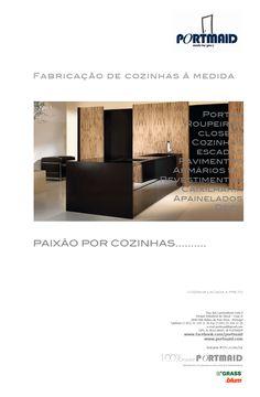 COZINHAS COM PAIXÃO