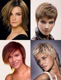 Tagli capelli corti da signora