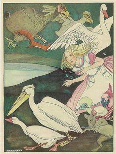 Rie Cramer, Alice in Wonderland