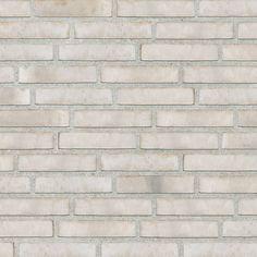 Ströjer B545 Merkur, vit fasadtegel