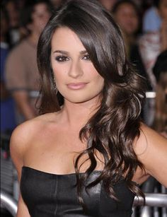 Lea Michele. She's so pretty.