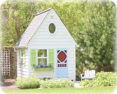 birdie blue: playhouse