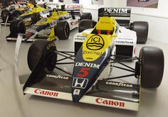 Williams FW11 Donington Collection 2012