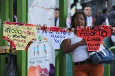 Ecofeminismo, decrecimiento y alternativas al desarrollo: Feminismo y aborto:  Hablemos de frente del aborto...