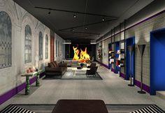 Citterio e Viel autori a Milano dell'Elle Decor Grand Hotel - Elle Decor Italia