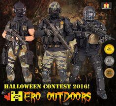 Hero Outdoors - Halloween Contest 2016