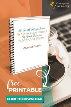 Ready to make a huge impact on your finances for 2020 and beyond? Use this checklist of 20 small things you can do to change your finances for the better this year to reach your financial goals. Student Jobs, Paying Off Student Loans, Budgeting Finances, Budgeting Tips, Financial Goals, Financial Planning, Ways To Save Money, Money Saving Tips, Household Expenses