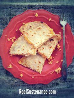 Post image for Quinoa Flour Tortillas (Gluten/Grain/Dairy/Egg Free) Egg Free Recipes, Allergy Free Recipes, Gf Recipes, Real Food Recipes, Cooking Recipes, Healthy Recipes, Lunch Recipes, Grain Free Bread, Flour Tortillas