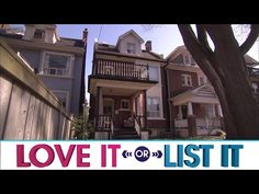 The Doudelet Family - Love it or List it - Season 1 - YouTube