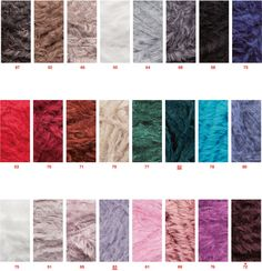 Velour von Katia 83 Helllila   online bestellen Amigurumi, Shopping, Threading