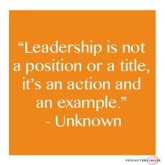 #Quote #Leadership