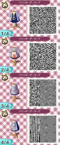 Animal Crossing: New Leaf QR Code Paths Pattern, I might use this around spring…. Animal Crossing: New Leaf QR Code Paths Pattern, I might use this around spring. Qr Code Animal Crossing, Animal Crossing Qr Codes Clothes, Animal Games, My Animal, Post Animal, Leaf Animals, Cute Animals, Forest Tumblr, Acnl Halloween