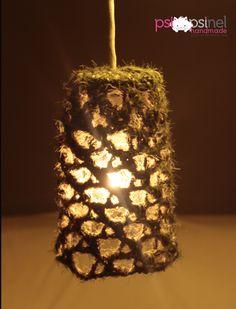 Ceiling Lights, Facebook, Paper, Crochet, Crafts, Diy, Handmade, Inspiration, Home Decor