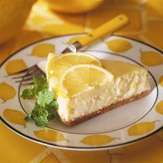 Mousse ligera de limón
