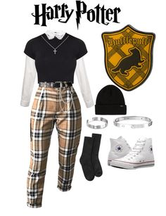 Harry Potter Welt, Harry Potter Style, Harry Potter Outfits, Harry Potter Schmuck, Slytherin Clothes, Look Girl, Fandom Outfits, Character Outfits, Cute Casual Outfits
