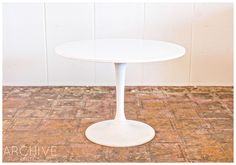 Archive Rentals Saarinen Table