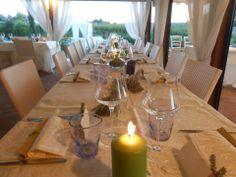 Pranzo di Nozze alla Taverna di Bibbiano, ristorante romantico e b&b romantico vicino a Siena e vicino a San Gimignano, la location ideale per il vostro Matrimonio in Toscana e per la vostra Luna di Miele in Toscana.