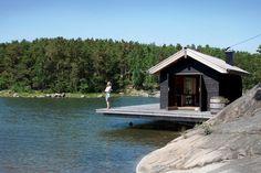 JOARC I ARCHITECTS • Holiday Villas • mökki, kesämökki, Finnish architecture, summerhouse, cabin