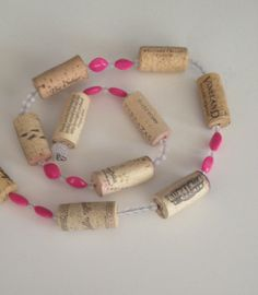 Wine Cork Garland Valentines Day  Decor by MaxplanationPhotos, $12.00 love this  item