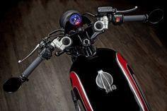 Back To The Future: custom Honda Nighthawk