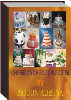 The ebook is all about the simplest ways of baking and making the cheessecakes to the delight of cheesseecake lovers-http://fiverr.com/users/xorenxo/manage_gigs