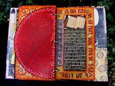 Altered notebook  http://www.ingriddijkers.com/5Alterednotebook.html#