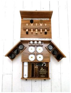 Shoe kit | Luxury and Class - Drinks, Jewelry, Cigars, Pens, Guns, et…