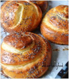 How To Make Bread, Food To Make, Czech Recipes, Ethnic Recipes, Baguette, Artisan Food, Bread And Pastries, Home Baking, Bread Rolls