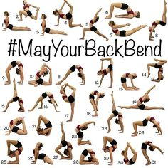 I can't find any July backbend/shoulder opening challenges - does anyone want to replay #mayyourbackbend with me? Maybe @tempestedbird will join me. :)