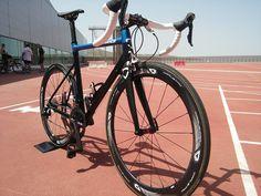 Merkabici La nueva marca de bicicletas española Racormance intenta impactar el mercado con su cuadro en fibra de basalto y fibra de carbono