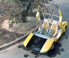 Toyota EX-7, 1972