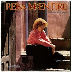 """""""The Last One to Know"""",  by Reba McEntire, peaked at #3 on Billboard's Top Country Albums and has been certified platinum. The title song and """"Love Will Find Its Way to You"""" were both #1 singles from the album. It was also her first album to chart on the Billboard 200. Recorded as McEntire went through the process of divorce from first husband Charlie Battles, it's understandably heavy on songs about breakups and the uncertainty of the future. (Vinyl LP)"""