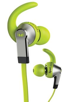 171295d1d2cc  72 (was  249) iSport Victory  In-Ear Sport Headphones - Green