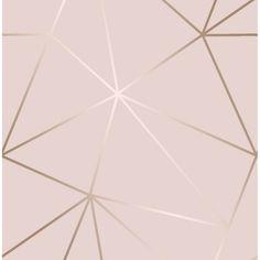 I Love Wallpaper Zara Shimmer Metallic Wallpaper Soft Pink, Rose Gold – Wallpaper from I Love Wallpaper UK Pink And Gold Wallpaper, Wallpaper Uk, Metallic Wallpaper, Trendy Wallpaper, Wallpaper Designs, Rose Gold Bedroom Wallpaper, Wallpaper Bedroom Geometric, Geometric Wallpaper Rose Gold, Multicoloured Wallpaper