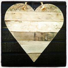 Steigerhouten hart   Steigerhouten meubels en woonaccessoires
