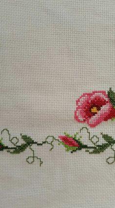 Cross Stitch, Embroidery, Crochet, Decor, Cross Stitch Embroidery, Towels, Craft, Men's, Cross Stitch Art
